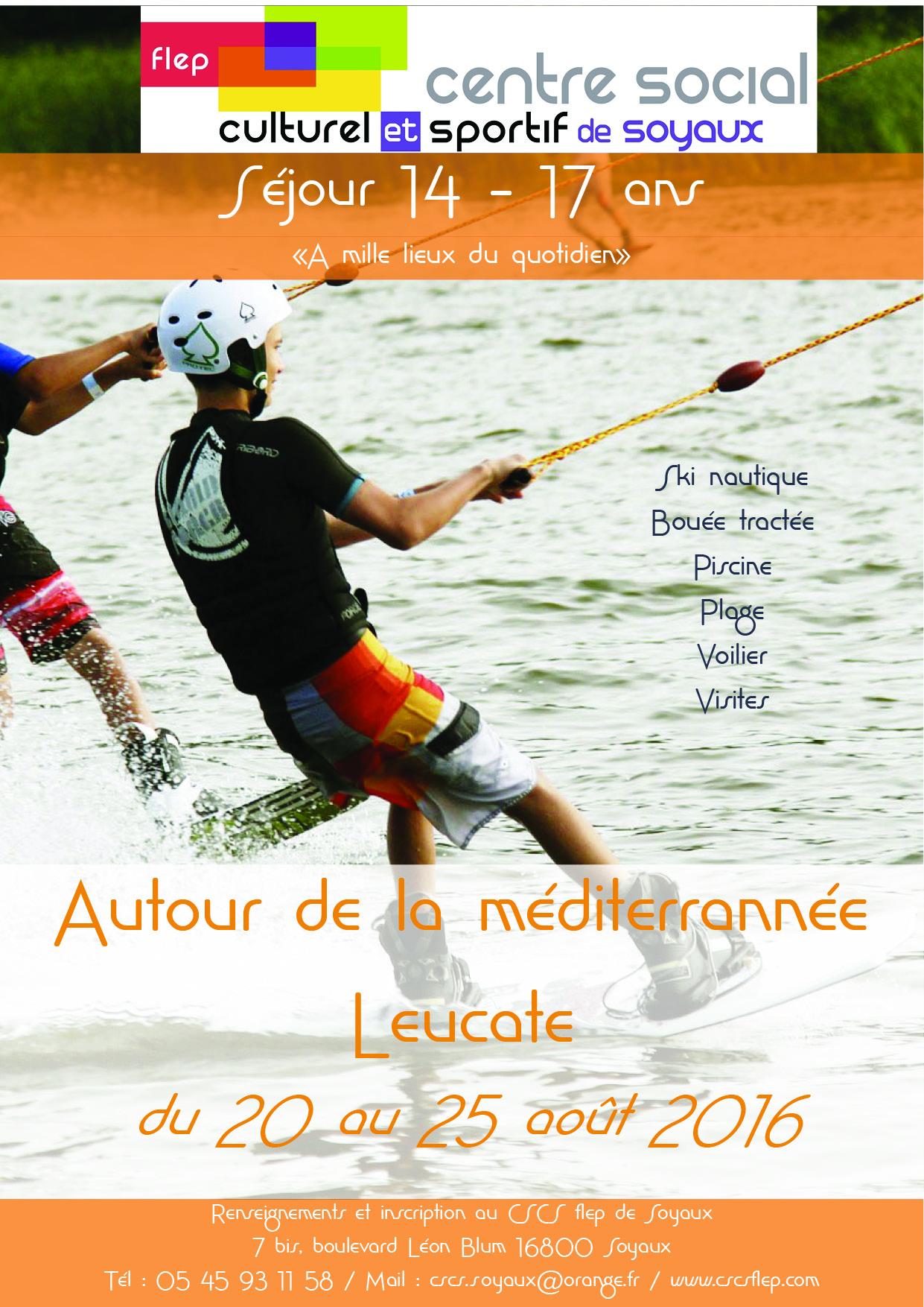 autour de la mediterrannée 14-17