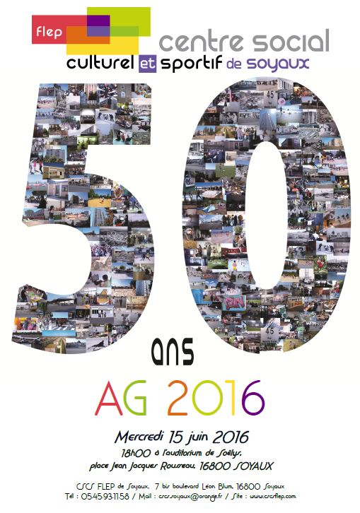 AFFICHE AG 2016
